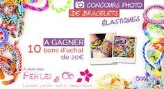 #Bracelet #élastique : participez à notre concours photo