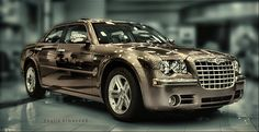 Chrysler C300 by khalid almasoud, via Flickr