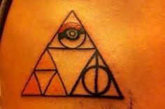 Pokemon, Harry Potter, and Legends of Zelda tattoo!