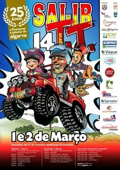 Algarve No Limits: Salir TT 2014