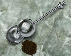 Long-Handled Tea Strainer - $16