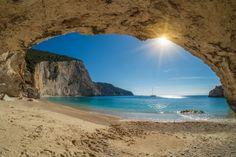 Porto Katsiki beach, Lefkada island