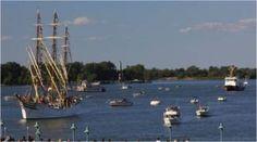 Lake Erie Parade of Sails