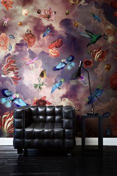 Fotobehang / Digital #Wallpaper collection Dutch Masters by Katarina Stupavska - BN Wallcoverings ~ETS #dutchmasters #katrinastupavska
