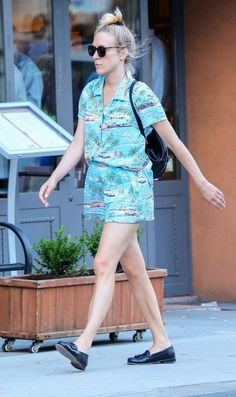 Chloe Sevigny Out and About in NYC