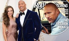 Dwayne 'The Rock' Johnson delayed wedding after Lauren fell pregnant | Daily Mail Online