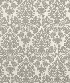 Waverly Essence Smoke Fabric | onlinefabricstore.net