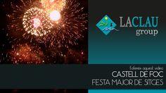 Video en el que podrás ver casi íntegramente el Castell de Foc de la Festa Major de Sitges 2016 - Fuegos artificiales Fiesta Mayor Sitges 2016