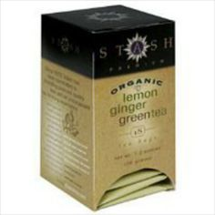 Stash Tea Green Lemon Ginger Tea 18 Ct Pack of 6 Review Buy Now