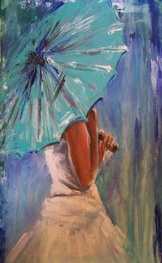 Art In Disguise Paint and sip party Painting design ideas gallery… Umbrella Painting, Umbrella Art, Wine And Canvas, Cool Paintings, Acrylic Art, Painting Inspiration, Painting & Drawing, Amazing Art, Watercolor Paintings