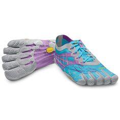 Vibram Five Fingers Women's SeeYa LS Shoe FEATURES of the Vibram Five Fingers Women's SeeYa LS Shoe Minimal Rubber Thickness for in.Foot Feelin....