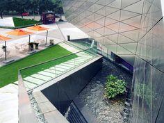 Gallery of Vanke Sales Office / FCHA - 5
