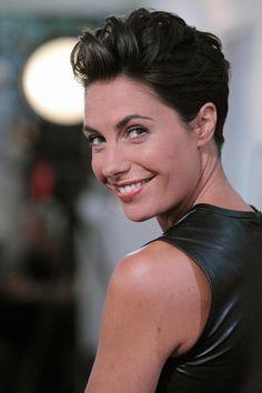 Alexandra Sublet - Short Hair Cut
