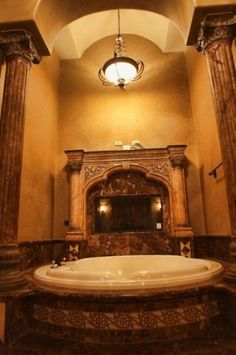 Luxury Home - Master Bathroom