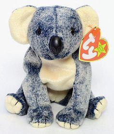 491ede3b8eb Eucalyptus - Koala Bear - Ty Beanie Babies Ty Bears