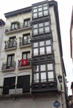 Miradores de Bilbao, calle Carnicería Vieja, Casco Viejo