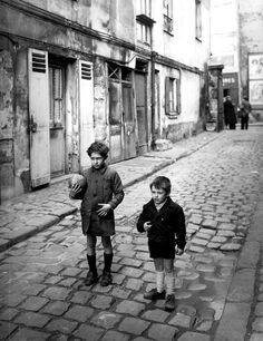Todd Webb Paris 1950s