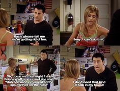 friends show quotes and sayings | Funny Friends Tv Show Quotes photo Katelyn Annyce's photos - Buzznet