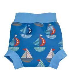 Splash About Happy Nappy Large 6-14 months - Set Sail.
