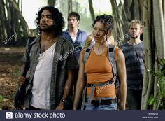 Naveen Andrews Ian Somerhalder Evangeline Lilly & Dominic Monaghan ...