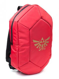 Nintendo Legend Of Zelda Red Rupee Backpack - Great Gear Store Backpacking Hammock, Backpacking Gear, Hiking Gear, Deco Gamer, Zelda Gifts, Nintendo, Gothic, Quirky Fashion, Cool Things To Buy