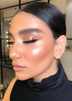 Prom Makeup – www.c … – … - Prom Makeup Looks Prom Makeup, Bridal Makeup, Wedding Makeup, Beauty Make-up, Beauty Hacks, Hair Beauty, Beauty Bay, Make Up Looks, Natural Makeup Looks