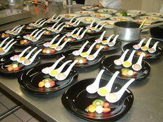 Cozinha Molecular - Salada de Frutas