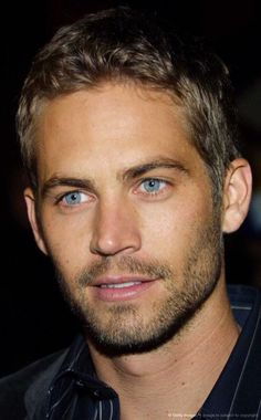 Paul Walker. So beautiful, gone way too soon.