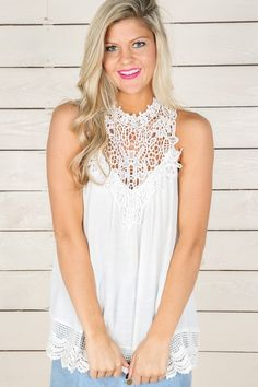 Love Calling Top-Ivory - New Today