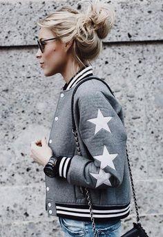 Pinterest : 30 façons de porter du gris cet automne | Glamour