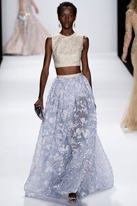 Look #25 Badgley Mischka