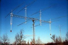 Ham Radio Antenna...my Dad had one of these things!!!