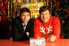 David Tennant and Marc Wootton star in Nativity 2 Danger In The Manger - out 23rd November. Find out more at http://www.david-tennant.com/2009/id171.html