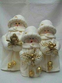 """Képtalálat a következőre: """"moldes anna orlyanikova"""" Christmas Sewing, Primitive Christmas, Felt Christmas, Christmas Snowman, All Things Christmas, Christmas Ornaments, Snowman Crafts, Decor Crafts, Christmas Crafts"""