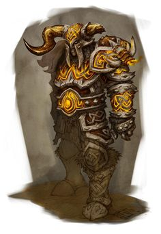 Raid Warrior Armor - Pictures & Characters Art - World of Warcraft: Wrath of the Lich King