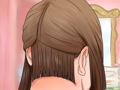 How to Cut the Back of a Bob Haircut: 14 Steps (with Pictures)