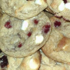 Raspberry cheesecake cookies
