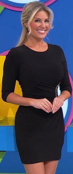 Beautiful Rachel Reynolds. Air date 11/16/17