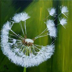 Flowers - STYLE-Bettina Rothfuss: Aguarela • Mixed Media • Art Journal