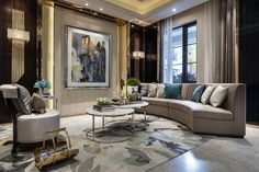 100 Luxury Living Rooms Design Luxurious living room spells different to everyone but each of us has a common notion of what is luxurious and not. Luxury Furniture, Room Design, Interior Design, Home, Living Decor, Modern Room, Living Room Design Modern, Luxury Interior, Luxury Living Room Design