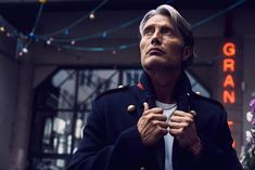 Mads Mikkelsen by Rasmus Weng Karlsen – for Euroman Magazine, November 2016