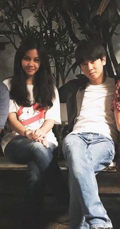 Dilan Quotes, Guy Best Friend, Cute Asian Girls, Drama Movies, My Crush, Favorite Person, Boyfriend Material, Girlfriends, Fan Art