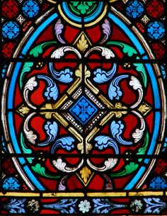 Image detail for -Hollywood Connect | Journal | Outside A Stained Glass Window