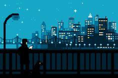 gif animated pixel art Ubisoft Watch_Dogs aiden pearce
