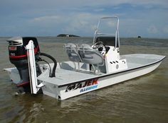"The Majek Illusion is a revolution in shallow water technology and has been called ""the re-invention of the flat-bottom boat"" by anglers. Bass Fishing Pictures, Shallow Water Boats, Hull Boat, Flat Bottom Boats, Small Fishing Boats, Free Boat Plans, Bay Boats, Sport Boats, Cool Boats"