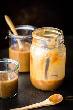 Sauce caramel express aux dattes - K pour Katrine