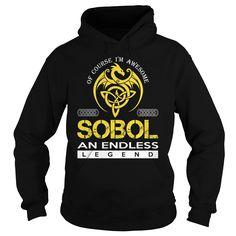 SOBOL An Endless Legend (Dragon) - Last Name, Surname T-Shirt