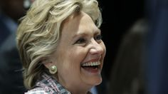 Hillary Clinton jumped to a 12-point lead over Donald Trump in a ABC News poll out Sunday, earning 50 percent of the vote to the real estate mogul's 38 percent.