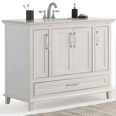 11 45 Inch Vanity Ideas Vanity Bathroom Vanity Single Bathroom Vanity