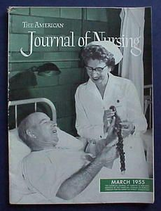 March 1955 American Journal of Nursing
